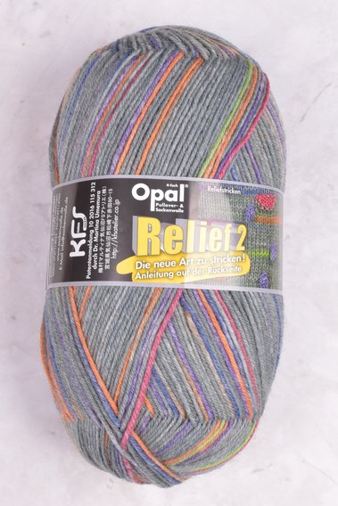Image of Opal 4-Ply Relief 2