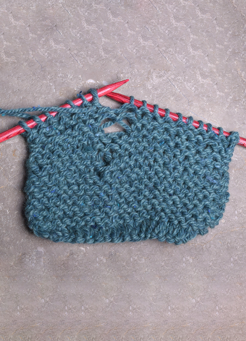 Fixing Knitting Mistakes; Wednesday, August 21;  2:00-4:00PM