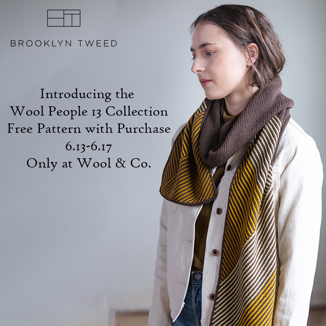 Feature Pattern of the Week - Wool People 13