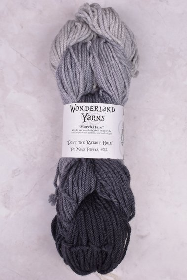 Image of Wonderland March Hare Mini-Skein Braids