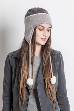 Image of Blue Sky Fibers Kensington Hat Kit