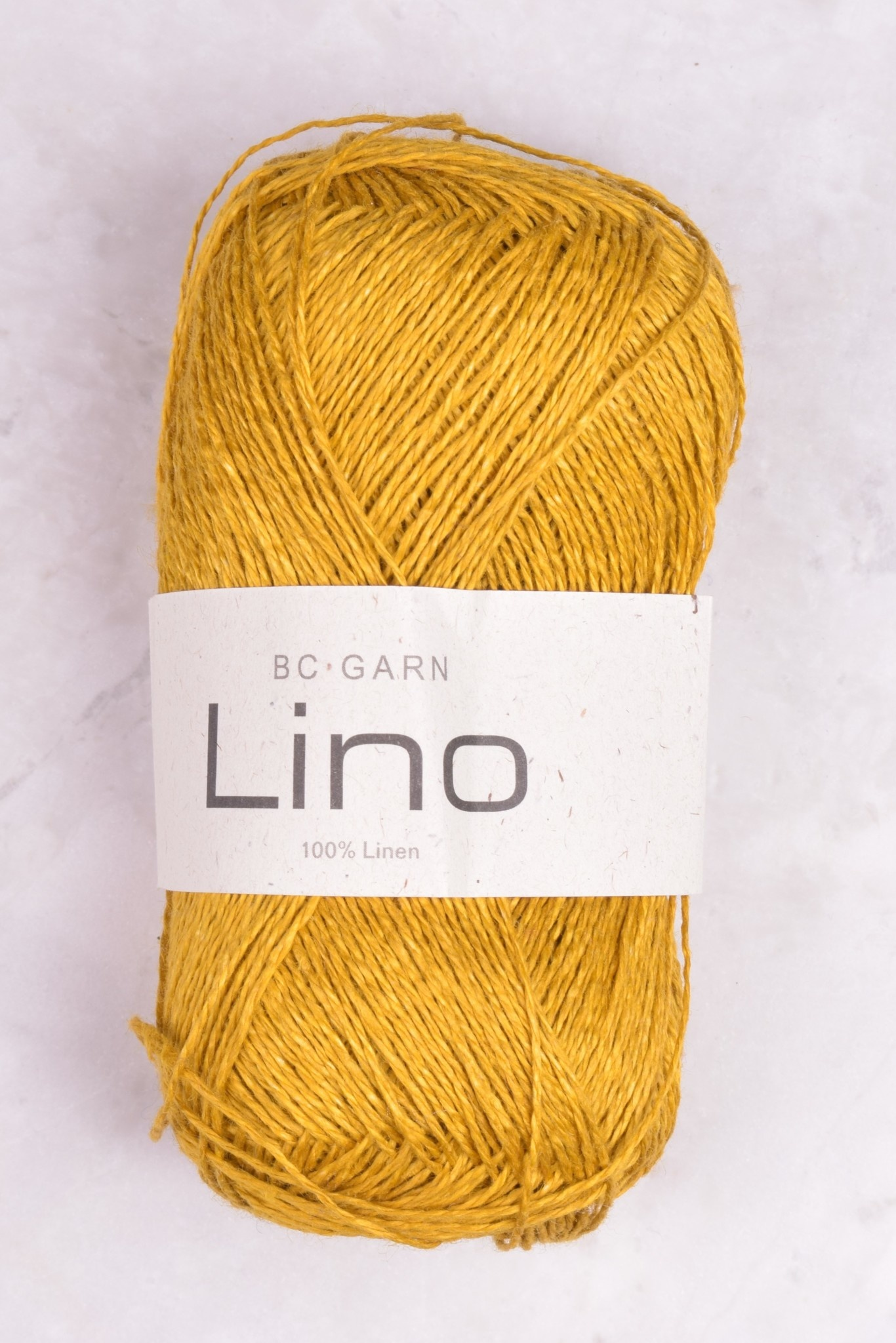 Image of BC Garn Lino 35 Curry
