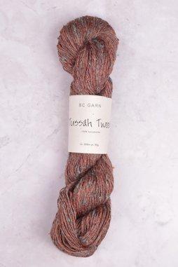 Image of BC Garn Tussah Tweed 9 Rust Aqua