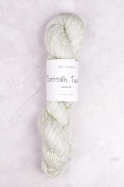 Image of BC Garn Tussah Tweed 18 Pale Green