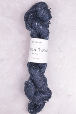 Image of BC Garn Tussah Tweed 41 Night Blue