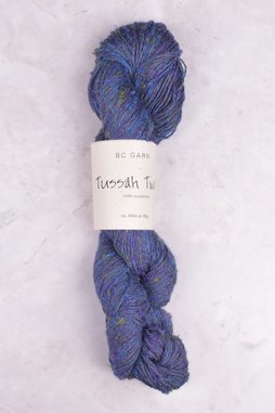 Image of BC Garn Tussah Tweed 20 Royal Blue