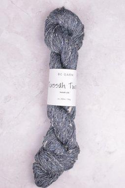 Image of BC Garn Tussah Tweed 30 Gray Blue