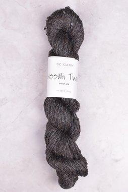 Image of BC Garn Tussah Tweed 49 Anthracite