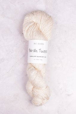 Image of BC Garn Sarah Tweed 21 Natural White