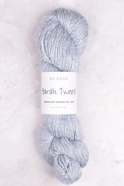 Image of BC Garn Sarah Tweed 16 Light Blue