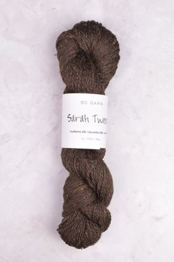 Image of BC Garn Sarah Tweed 26 Chocolate
