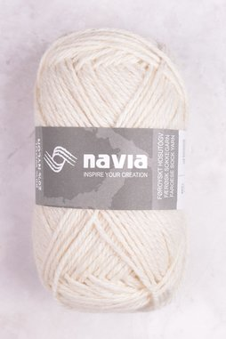 Image of Navia Trio Sock 501 White