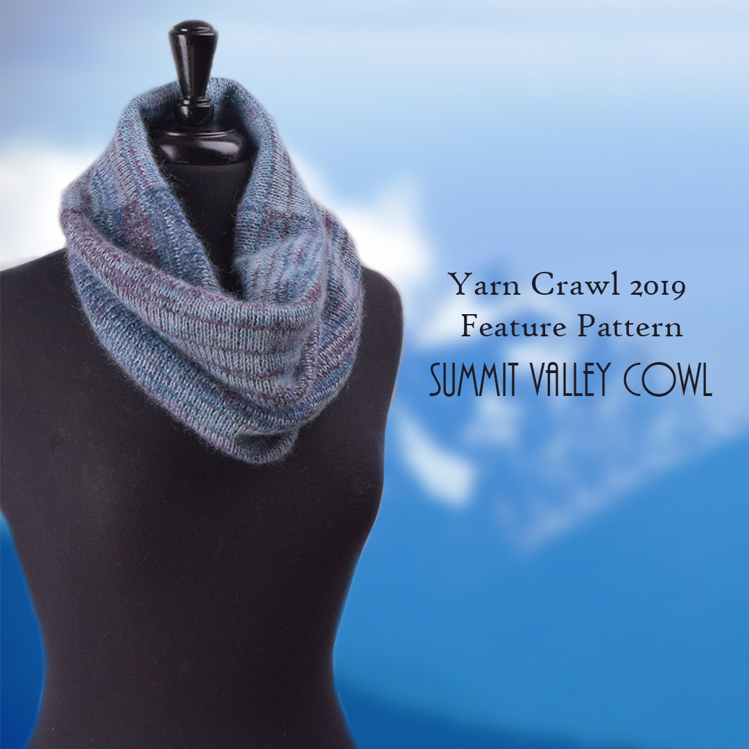 Feature Pattern of the Week - Summit Valley Cowl