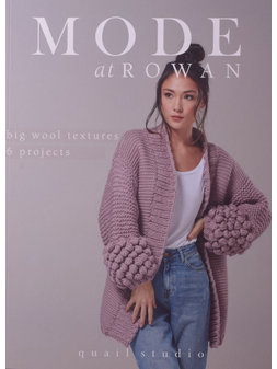 Image of Rowan Mode: Big Wool Textures