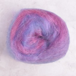 Image of Lang Mohair Luxe Color 46 Cotton Candy