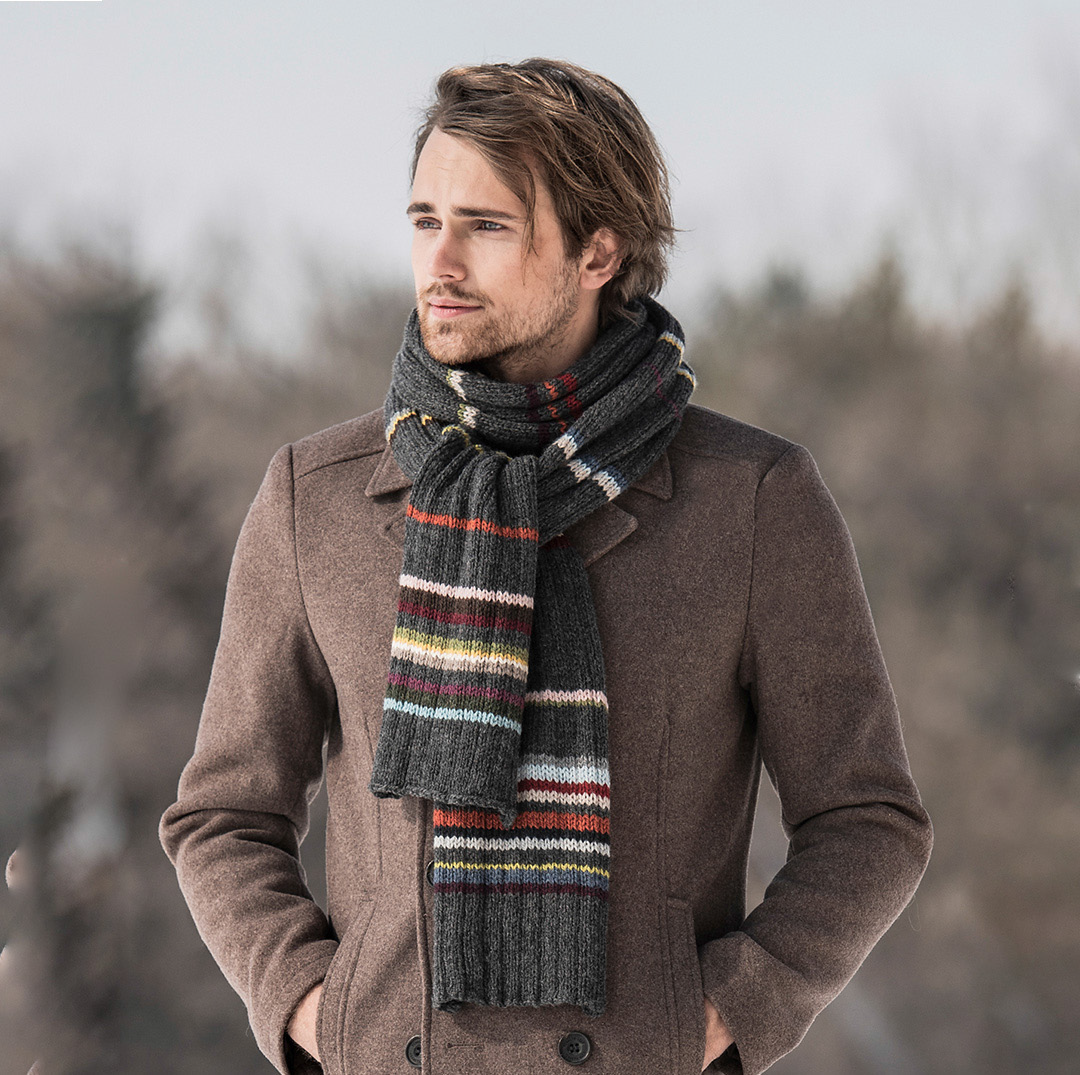 Feature Pattern of the Week - 21 Color Scarf