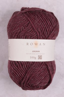 Image of Rowan Cocoon 848 Beetroot (Discontinued)