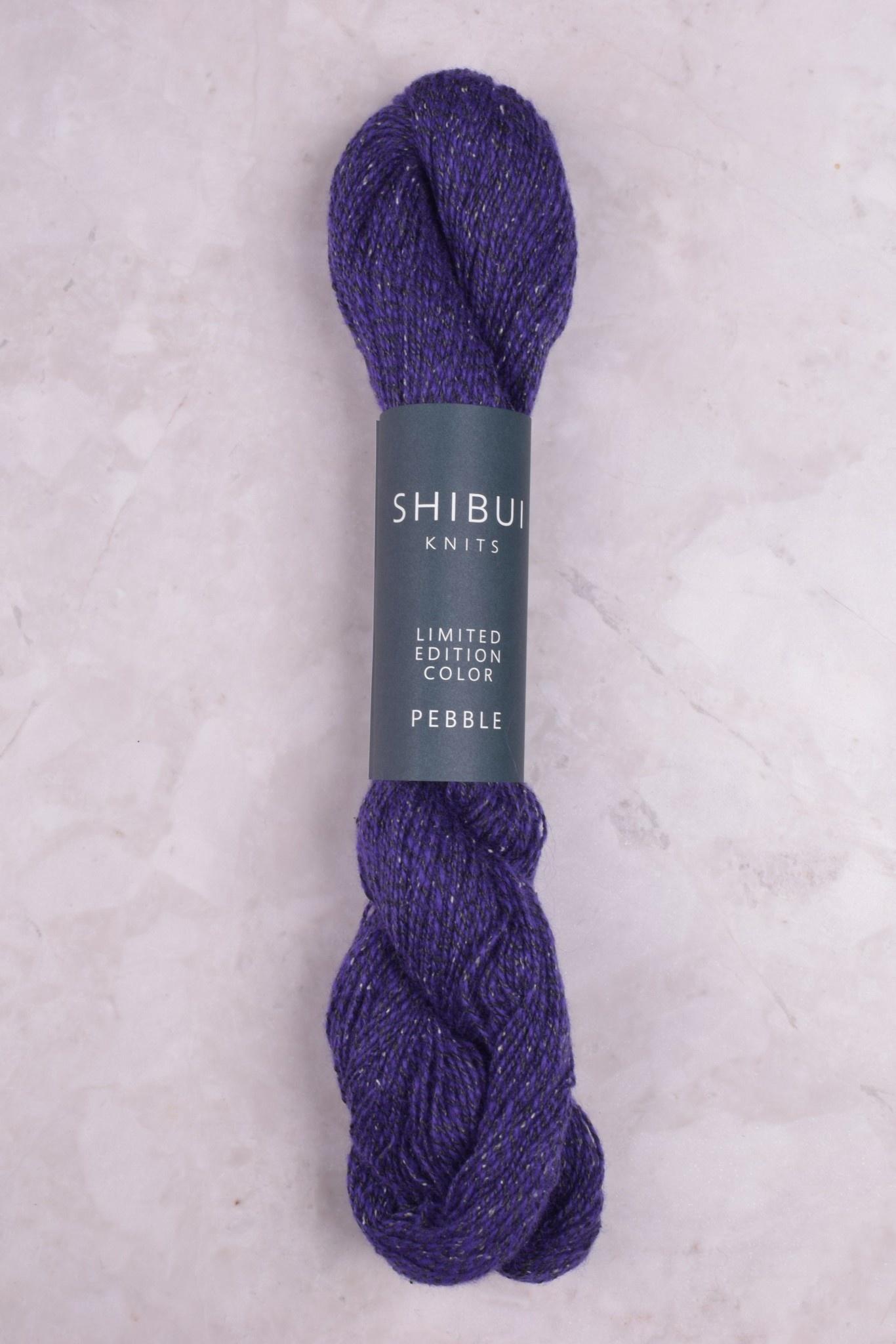 Image of Shibui Pebble 2197 Tyrian (Limited Edition)