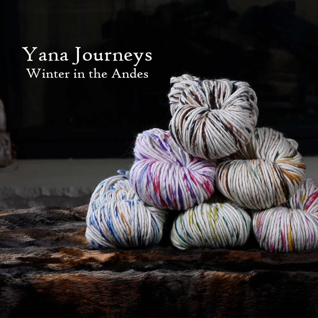 Yana Journeys - Winter in the Andes