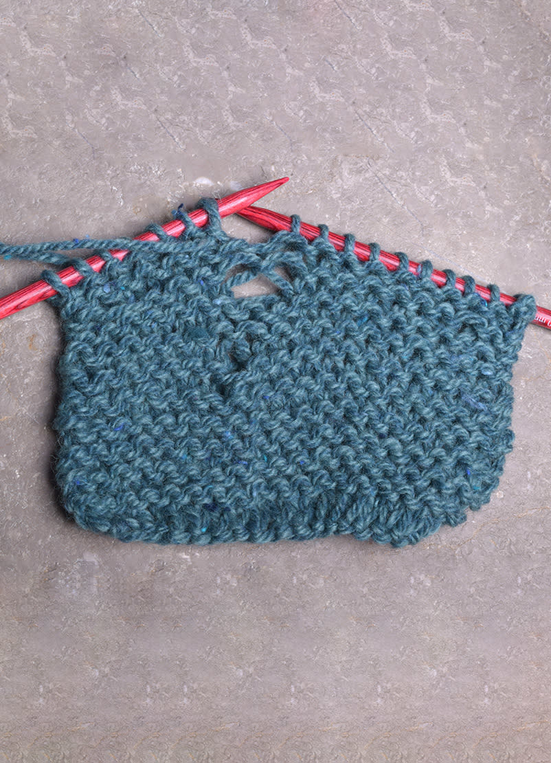Beginning Fixing Knitting Mistakes Workshop, Saturday, February 8;  9:00-11:00AM