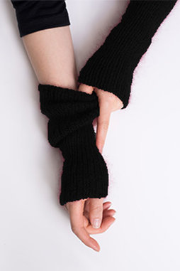 Image of Shibui Coda Mitts Kit, Abyss