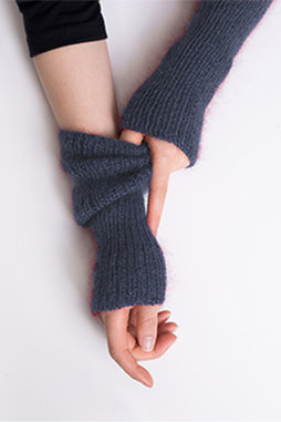 Image of Shibui Coda Mitts Kit, Dusk