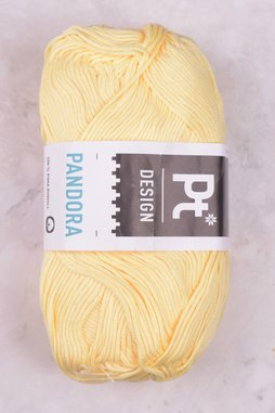 Image of Rauma Pandora 201 Light Yellow