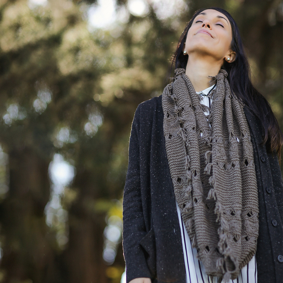 Feature Pattern of the Week - Hipster Cowl