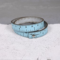 Image of Wrist Ruler Baby Blue
