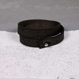 Image of Wrist Ruler Dark Brown