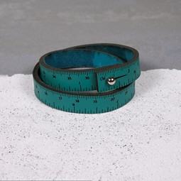 Image of Wrist Ruler Teal