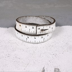 Image of Wrist Ruler White