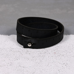 Image of Wrist Ruler Black