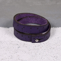 Image of Wrist Ruler Plum