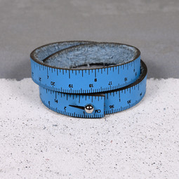 Image of Wrist Ruler Blue