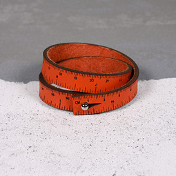 Image of Wrist Ruler Orange