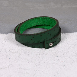 Image of Wrist Ruler Shamrock