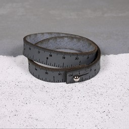 Image of Wrist Ruler Grey