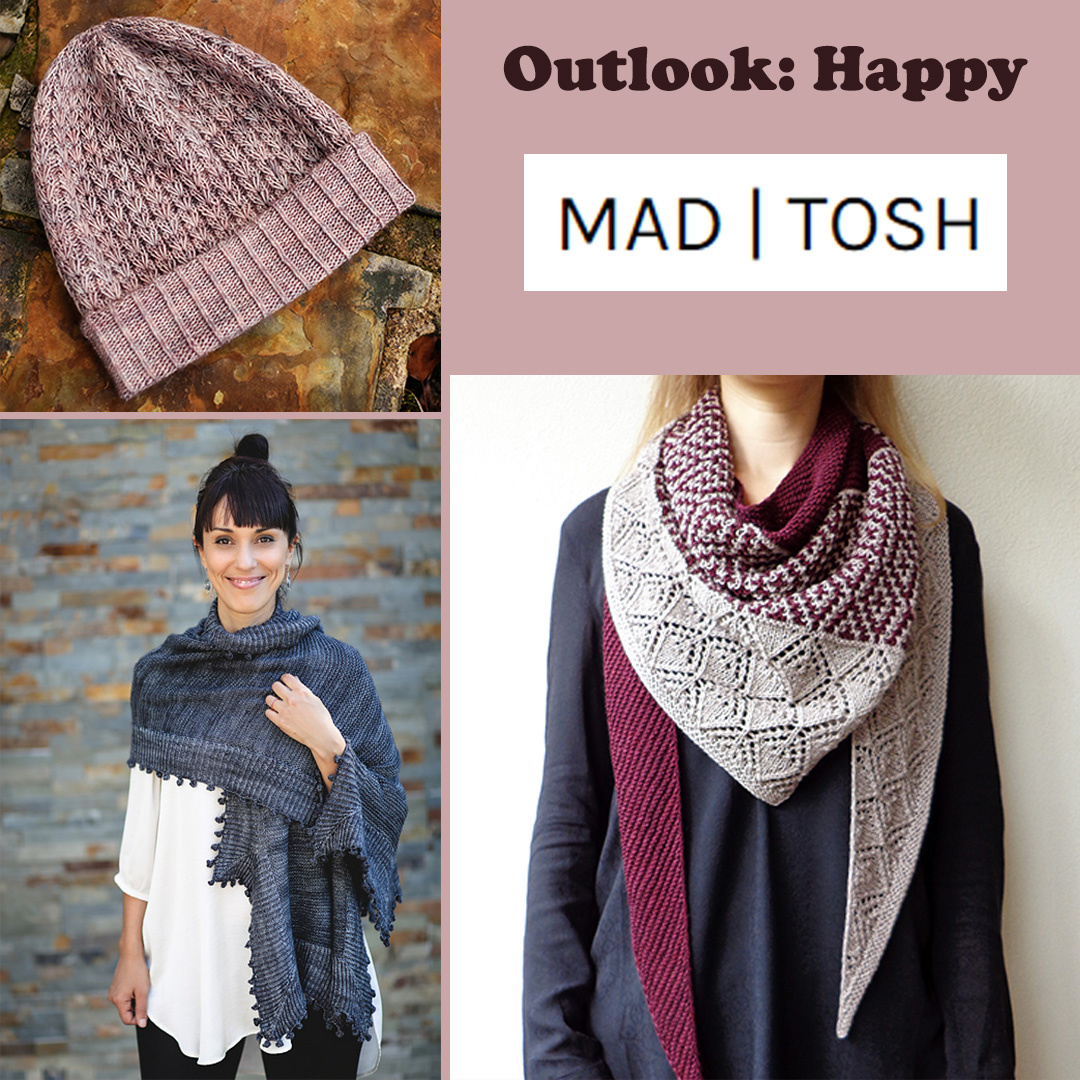 Feature Pattern of the Week - Mad Tosh