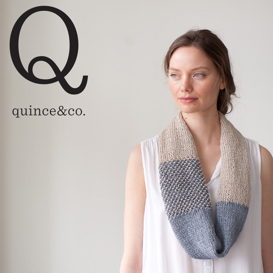 Feature Pattern of the Week - Quince & Co.