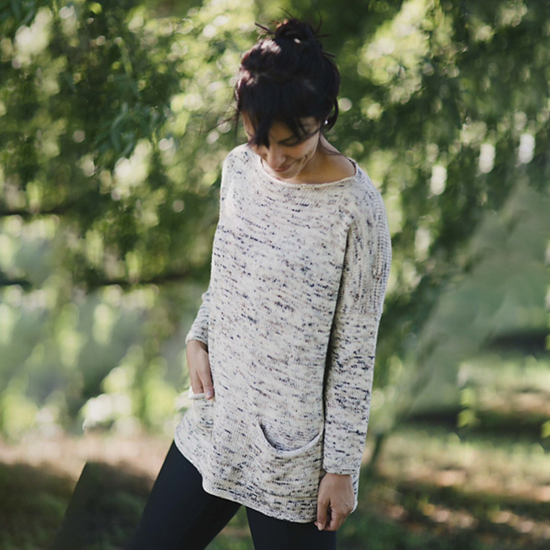 Feature Pattern of the Week - Pebble Tunic