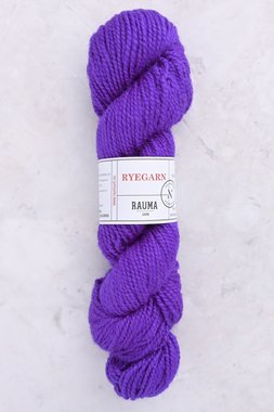 Image of Rauma Ryegarn 542 Electric Purple