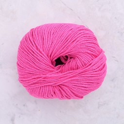 Image of Lang Soft Cotton 65 Bright Pink