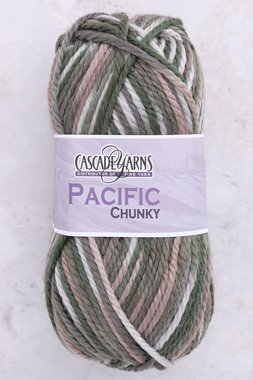 Image of Cascade Pacific Chunky Multis 624 Pine