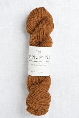 Image of Brooklyn Tweed Ranch 02 Tobacco