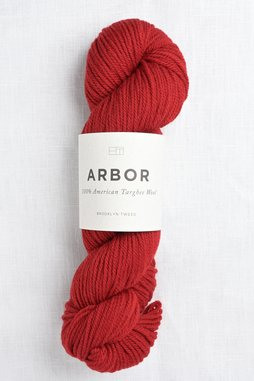 Image of Brooklyn Tweed Arbor Alizarin