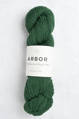 Image of Brooklyn Tweed Arbor Wreath (Discontinued)