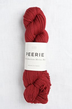 Image of Brooklyn Tweed Peerie Alizarin