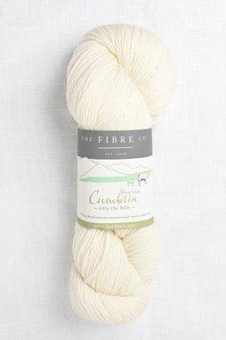 Image of The Fibre Company Cumbria Fingering White Heather