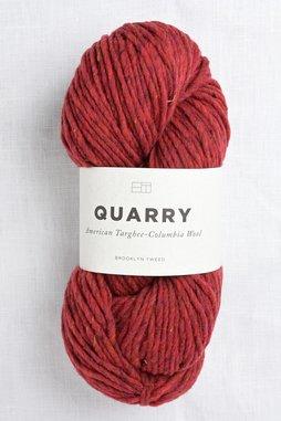 Image of Brooklyn Tweed Quarry Garnet